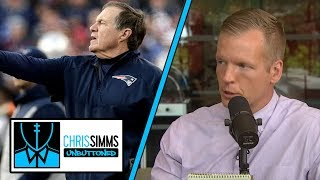 Ranking Bill Belichick's best defensive performances | Chris Simms Unbuttoned | NBC Sports