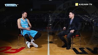 Interview with the captain of the National Basketball Team of Kazakhstan - Rustam Murzagaliev