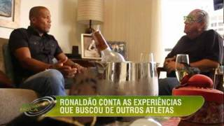 Entrevista com Ronaldão