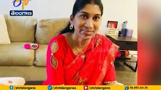 Telugu techie wife killed in road accident in US..