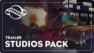 Planet Coaster - Studios Pack Trailer