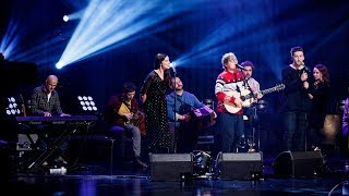 """""""Fairytale of New York"""" Ed Sheeran & Friends 