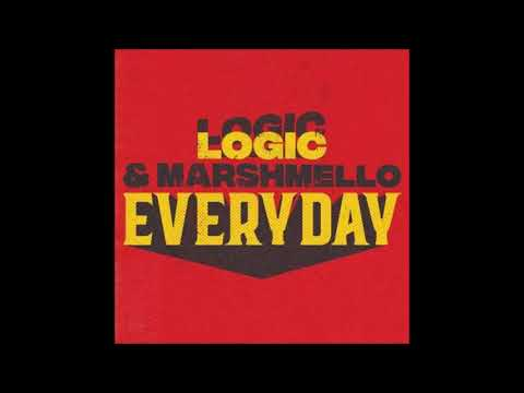 Marshmello & Logic - EVERYDAY - 1 Hour