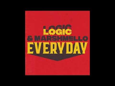 Marshmello & Logic - EVERYDAY - 1 Hour