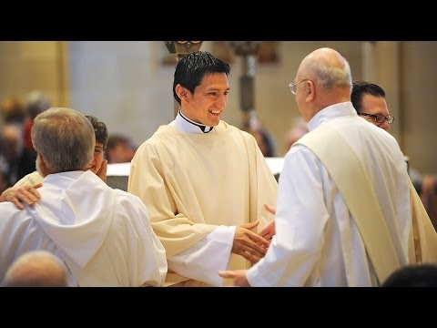 First Colombian seminarian to be ordained a diocesan priest