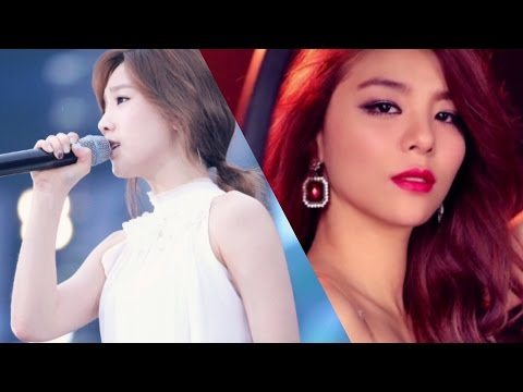 K-Pop Best High Notes (Girls Version)