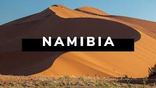 NAMIBIA TRAVEL DOCUMENTARY - 4x4 Safari Road Trip