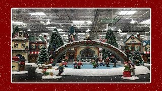 Shop With Me Christmas Home Decor At Costco!! 2018