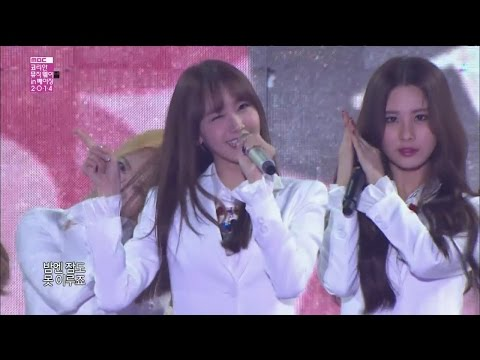 【TVPP】SNSD - Gee, 소녀시대 - 지 @ Korean Music Wave in Beijing Live