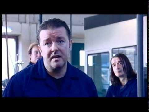 Ricky Gervais - Jobability