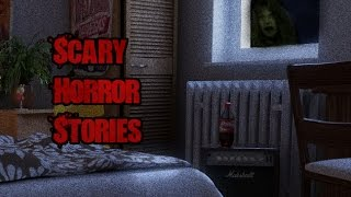 3 Scary TRUE Horror Stories