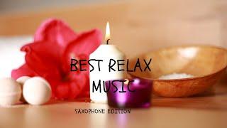 Relaxing Music Saxophone - BEST Study Work Sleep Meditation Music