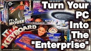 Star Trek PC Conversion Kit   Nostalgia Nerd