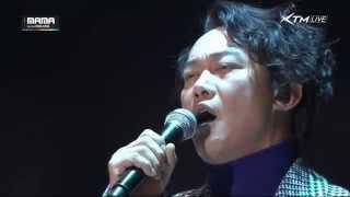 MAMA2014 - Eason Chan 浮誇 YouTube 影片