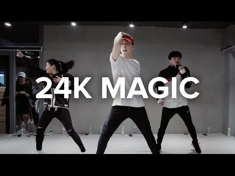 24K Magic - Bruno Mars / Kasper Choreography