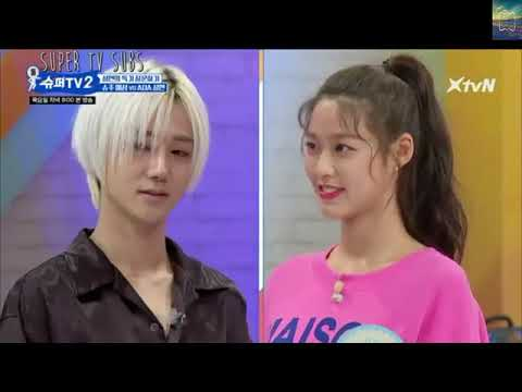 [ENG]SUPERTV S2 EP1-SUJU VS AOA 'OFCOURSE' GAME