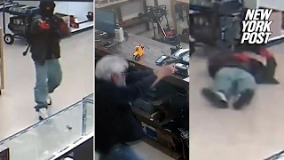 Armed Robbers Try To Rob Pawn Shop, Get Shot by Owner | New York Post