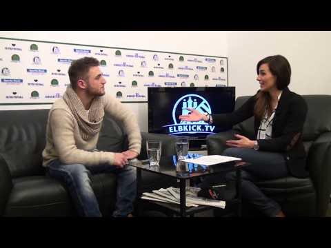 Talk mit Maurizio d'Urso (TuS Germania Schnelsen) | ELBKICK.TV