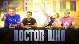 The Day of the Doctor - Trailer - #SaveTheDay REACTION!! Doctor Who