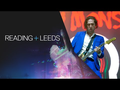 Mini Mansions - Bad Things that Make You Feel Good (Reading + Leeds 2019) | FLASHING IMAGES