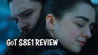 Ozzy Man Reviews: Game of Thrones - Season 8 Episode 1