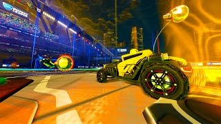 MOST EPIC OVERTIME EVER?! Rocket League #5