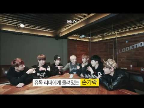 BTS - Interview (Skool Luv Affair Keyword Talk) 1/2