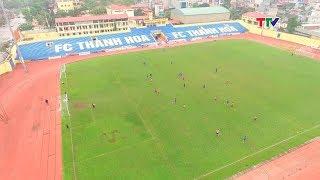 CLB bóng đá Thanh Hóa chuẩn bị cho trận đấu gặp SHB Đà Nẵng | Đồng hành cùng bóng đá Thanh Hóa