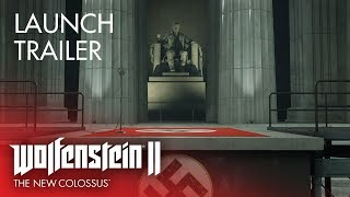 Wolfenstein II: The New Colossus insurges into release