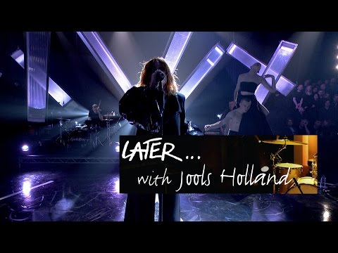 Goldfrapp - Systemagic - Later... with Jools Holland - BBC Two