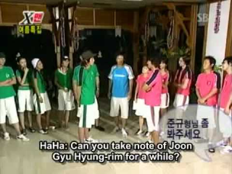 Dangyunhaji   Lee Min Ki vs Kim Jong Kook