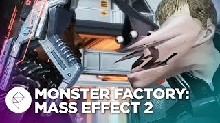 Monster Factory: Exploding Shepard's Face Bones in Mass Effect 2