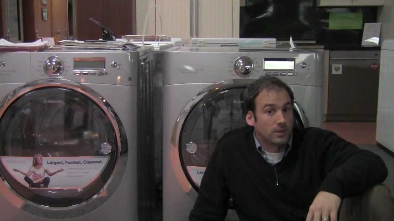 Photos of Washers And Dryers Electrolux