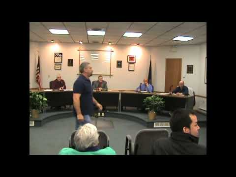 Rouses Point Village Board Meeting  4-18-11