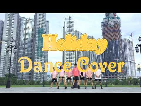Girls' Generation 소녀시대_Holiday (Dance Cover) by Heaven Dance Team from Vietnam