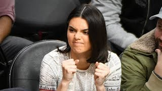Kendall Jenner AGGRESSIVELY Cheers On Boyfriend Blake Griffin Amid Fizzling Relationship Rumors