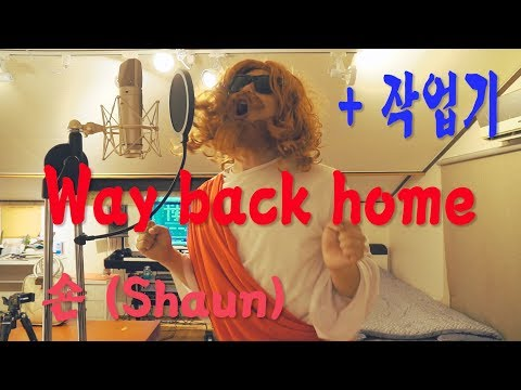 숀 (SHAUN) - Way Back Home (Cover.SUNGOL) + 작업기