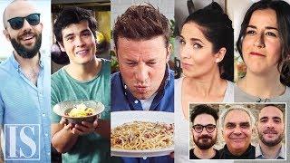 Carbonara: reazione degli chef italiani alle ricette più viste al mondo!