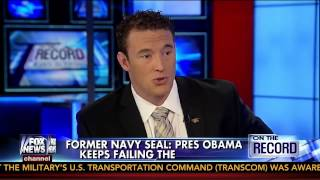 Fmr. Navy SEAL Carl Higbie: Over 90% Of Troops Do Not Support Obama