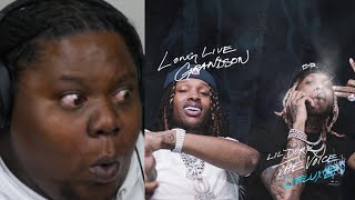 DURK GOT TOXIC ON THIS! Lil Durk - Should've Ducked feat. Pooh Shiesty (Official Audio) REACTION!!!