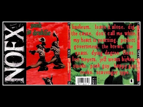 NOFX - Punk in Drublic [ FULL ALBUM ]