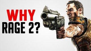 Why Rage 2 Makes No Sense - A Franchise That Nobody Remembers