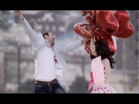 Emin & Nargiz Love Story  (Baku 2013)