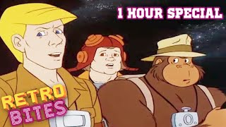 Ghostbusters | 1 Hour Compilation | TV Series | Full Episodes | Videos For Kids