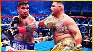 Andy Ruiz Jr vs Chris Arreola PRE-FIGHT TALE