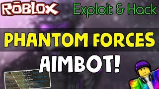 Roblox Phantom Forces Hacks✓Very OP✓(♛ESP/AIMBOT/FLY/NOCLIP/GOD