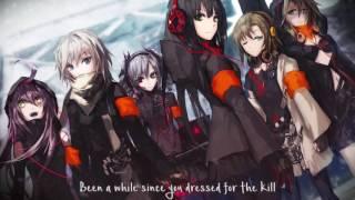 【Nightcore】→ Kids In The Dark (Female)    Lyrics