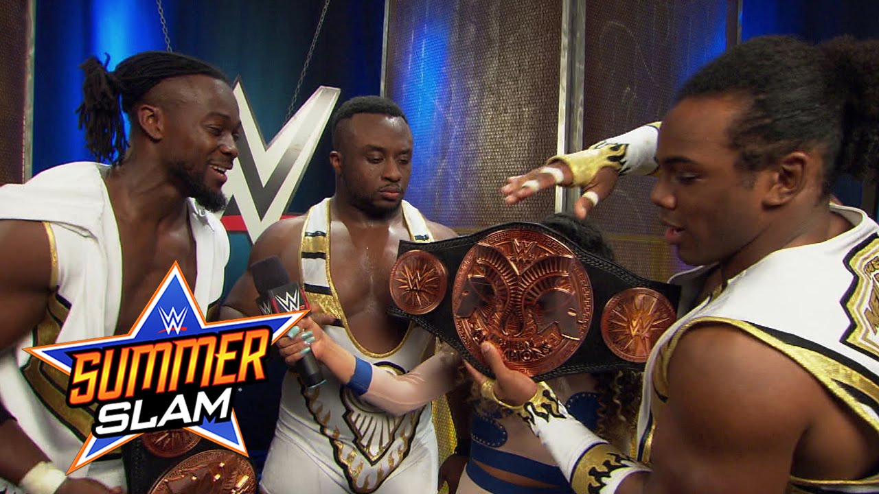The New Day Plays Hot Potato, Team PCB Reacts To WWE