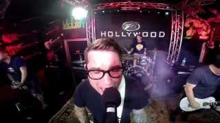 "Hawthorne Heights live Aug. 20, 2014 at Peavey Hollywood ""Ohio is for Lovers"""