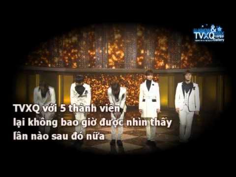Câu chuyện về TVXQ (Vietnamese Ver.)